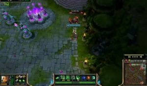 Plus long grab EVER - League of Legends