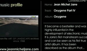 Jean Michel Jarre Music Profile