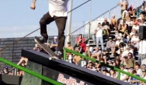 From Foz to Barcelona - X-Games 2013