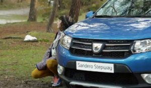 Making of séance photo Dacia Sandero Stepway