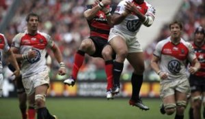 Demi-finalistes TOP 14 2013 - Toulon