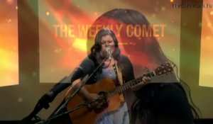 "The Weekly Comet - Rebecca Loebe - ""Swallowed by the Sea"" (LIVE)"