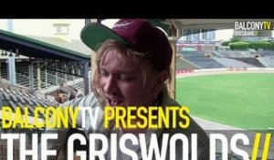 THE GRISWOLDS - HEART OF A LION (BalconyTV)