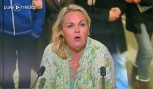 "Valérie Damidot tacle ""Le Grand Journal"" de Canal+"