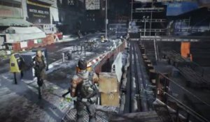 The Division - Gameplay - E3