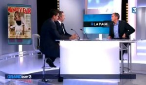 Michel Denisot, invité du Grand Soir 3