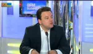 Fabrice Sergent, fondateur de Cellfish dans Good Morning Business - 27 juin