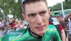 "Tour de France 2013 - Pierre Rolland : ""Faire plaisir au public"""