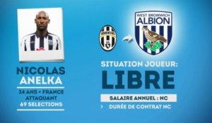 Officiel : Anelka signe à West Bromwich !