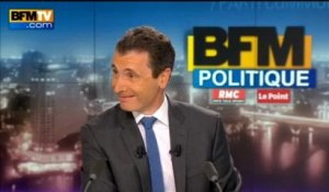 BFM Politique: l'interview de Ségolène Royal par Christophe Ono-dit-Biot, journaliste du Point - 07/07