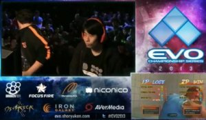 [Ep#74] EVO 2013 - Haitani vs PR Balrog - Top 8 Super Street Fighter IV