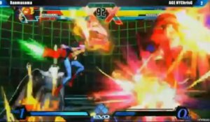 [Ep#60] EVO 2013 - ChrisG vs Ranmasama - Top 8 Ultimate Marvel vs Capcom 3