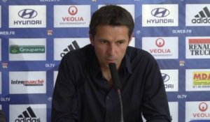 OL-Grasshopper : Réaction de Rémi Garde