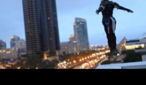 Assassin's Creed 4 Parkour in Real Life