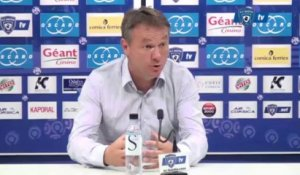 Amical : Bastia 0-0 Getafe : Réaction de F. Hantz