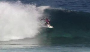 Billabong Pro Tahiti 2013 - Wipeouts - Day 1