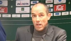 Paul Le Guen: On progresse""