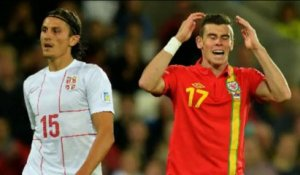 Qualif. CdM 2014 - Bale a pris part au match