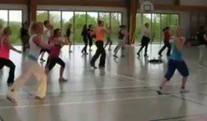 Saint-Pol : zumba party