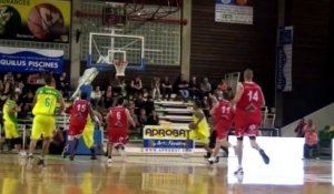 FFBB : CourtCuts TOP 5 spécial Dunk  2012-2013