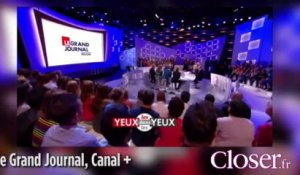 Le Grand Journal : Doria Tillier se moque de Jean-Michel Aphatie