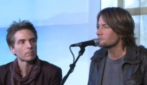 "Keith Urban & Richard Marx - ""Long Hot Summer"" Interview"