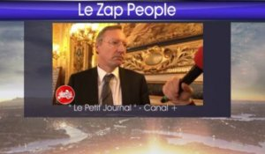 Le Zap People du 10 avril