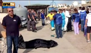 Lampedusa: 130 morts et 200 disparus - 04/10