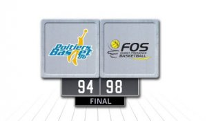 Basket, Pro B : Poitiers - Fos (2013-2014)