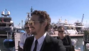 Cannes 2013 : James Franco superstar