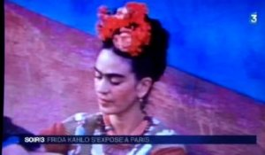 Frida Kahlo s'expose à Paris