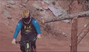 Kyle Straits - First Place - MTB - Red Bull Rampage - 2013