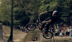 BMX & MTB - Dirt competition - Slovenia -  2013