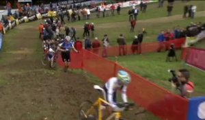 Cyclo-cross - Vos s'impose, Ferrier-Bruneau se positionne