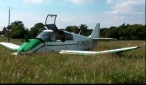Crach (56). Il survit au crash de son petit avion