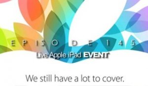ORLM-145 : Live Apple iPad Event (Keynote)