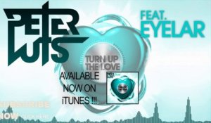 Peter Luts - Turn Up The Love (Extended Mix)
