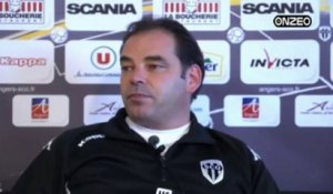 POINT PRESSE (SCO) : AVANT : LE HAVRE - ANGERS