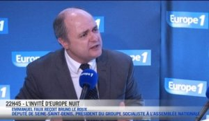 L'interview d'Europe Nuit : Bruno Le Roux