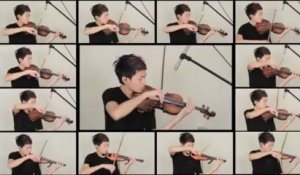 Amazing Game of Thrones Violin Cover