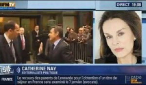 Catherine Nay: l'invitée de Ruth Elkrief - 15/11