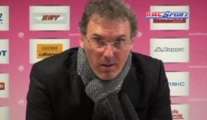 Ligue 1 / Evian renverse le Paris Saint-Germain - 04/12