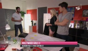 Hollywood Girls 3 :Thomas Vergara débarque ce soir !