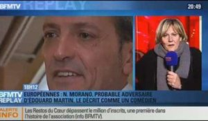 BFMTV Replay: le duel Morano-Martin - 18/12