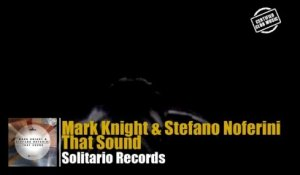 Mark Knight & Stefano Noferini  - That Sound