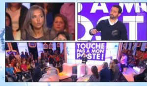 "Karine Le Marchand tacle ""Le Grand Journal"""