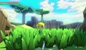 The Legend of Zelda : The Wind Waker HD - Trailer Histoire