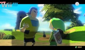 The Legend of Zelda : The Wind Waker HD - Comparatif GameCube / Wii U