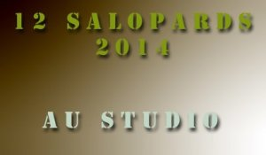 12 Salopards - En Studio (2014)