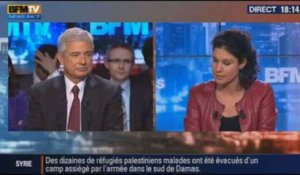 BFM Politique: L'interview de Claude Bartolone par Apolline de Malherbe - 19/01 1/5